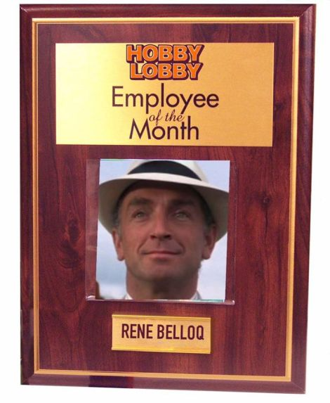 Hobby Lobby Employee of the Month photo