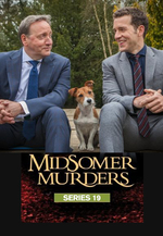 Midsomer Murders show poster