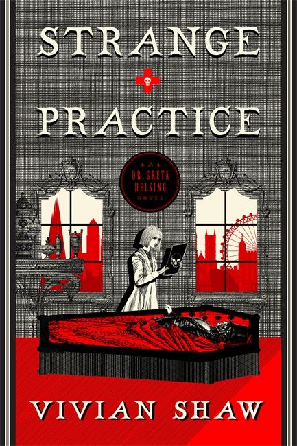 Strange Practice book cover