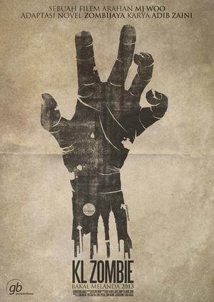 KL Zombie movie poster