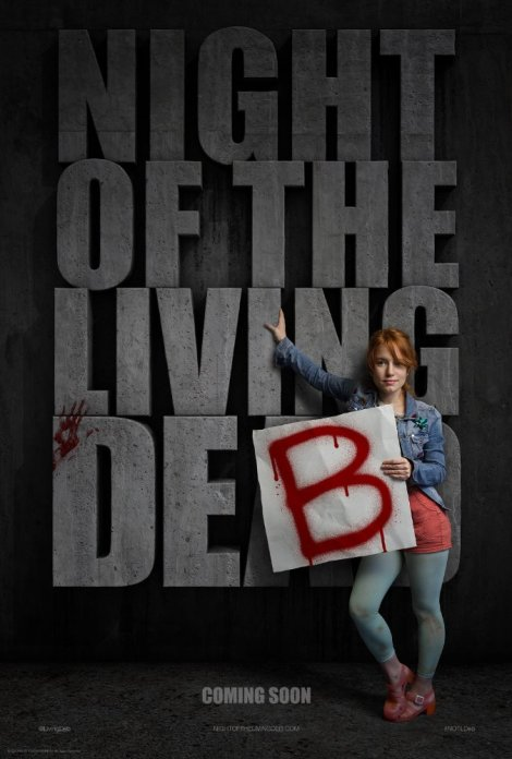 Night of the Living Deb movie poster
