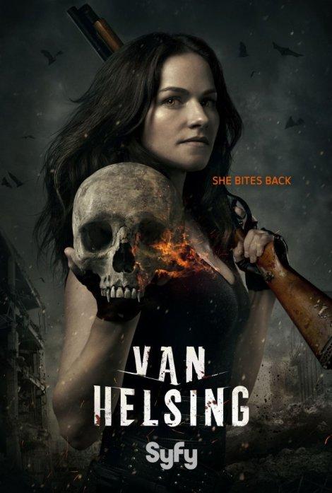 Van Helsing tv show poster