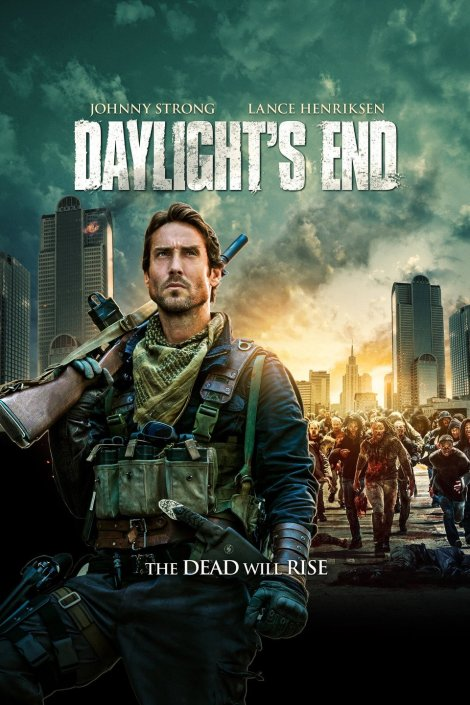 Daylight's End movie poster