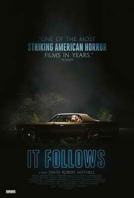 It Follows movie poster