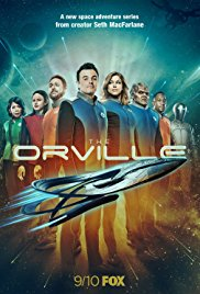 The Orville show poster