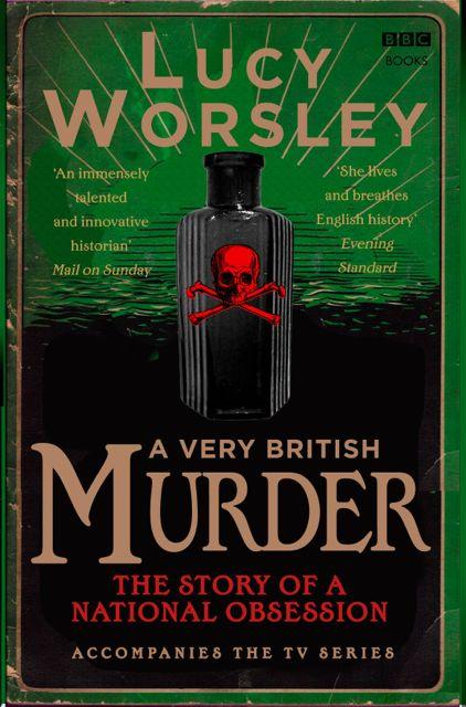 A Very British Murder book cover