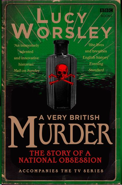A Very British Murder book cover