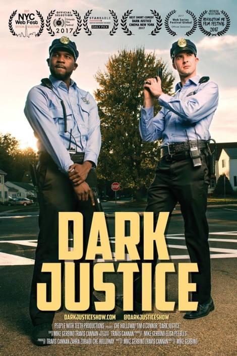 Dark Justice tv poster