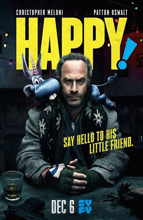 Happy! TV show poster