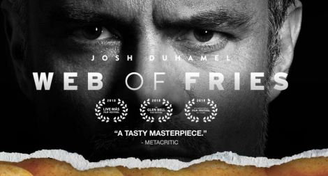 Web of Fries - face