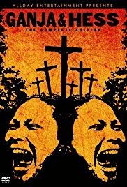 Ganja & Hess movie poster