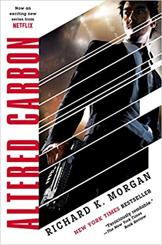 Altered Carbon USA book cover