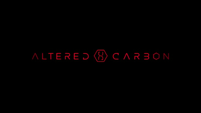 Altered Carbon Netflix title