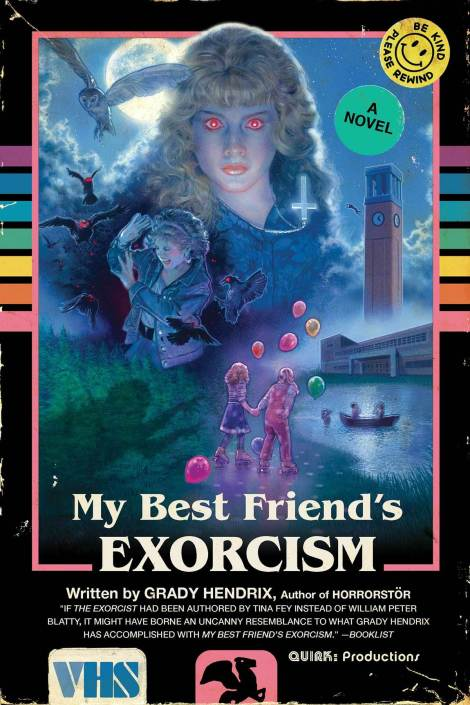 My Best Friend's Exorcism book cover