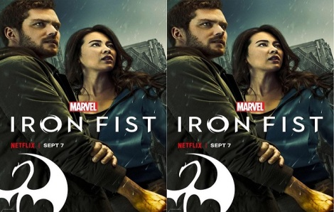 Iron Fist Season 2 double poster.