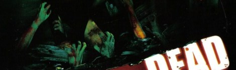 Flight of the Living Dead movie poster