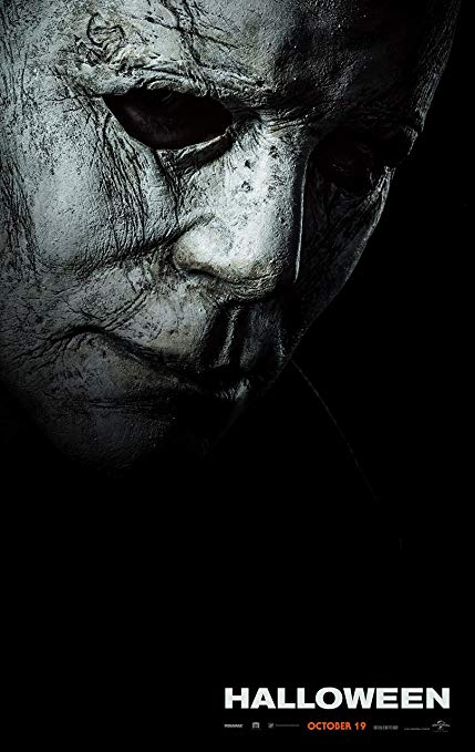 Halloween 2018 movie poster
