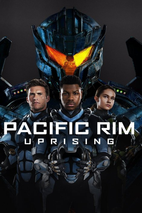 Pacific Rim: Uprising movie poster