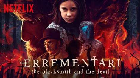 Errementari: The Blacksmith and the Devil movie poster