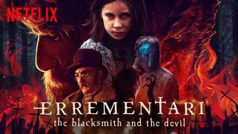 Errementari: The Blacksmith and the Devil movie poster