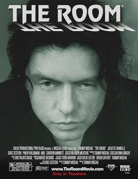 The Room movie poster