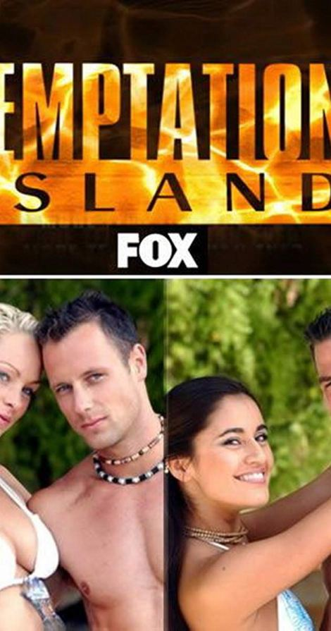 Temptation Island tv show poster