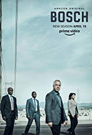 Bosch TV show in Amazon Prime poster