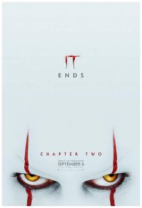 Official IT Chapter Two movie poster