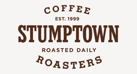 Stumptown Coffee Roasters label