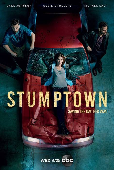Poster of Stumptown TV show