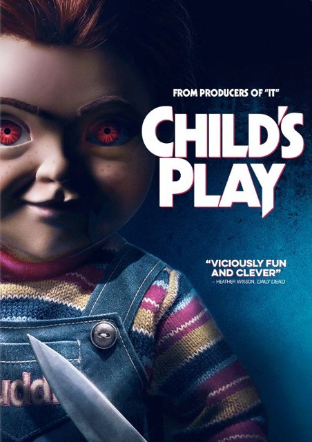 Child's Play 2019 movie poster.