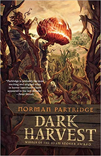 Dark Harvest book cover on Amazon.com