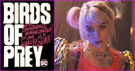 Birds of Prey promo pic