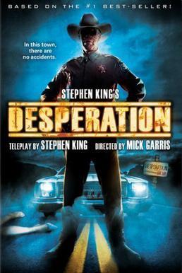 Stephen King's Desperation tv movie poster
