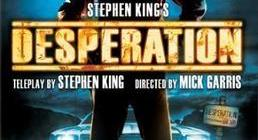 Stephen King's Desperation tv movie poster