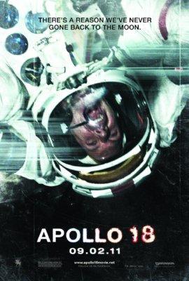 Apollo 18 movie poster