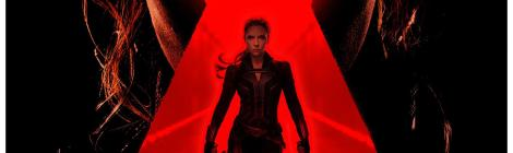 "Black Widow poster ""Nothing Lasts."""