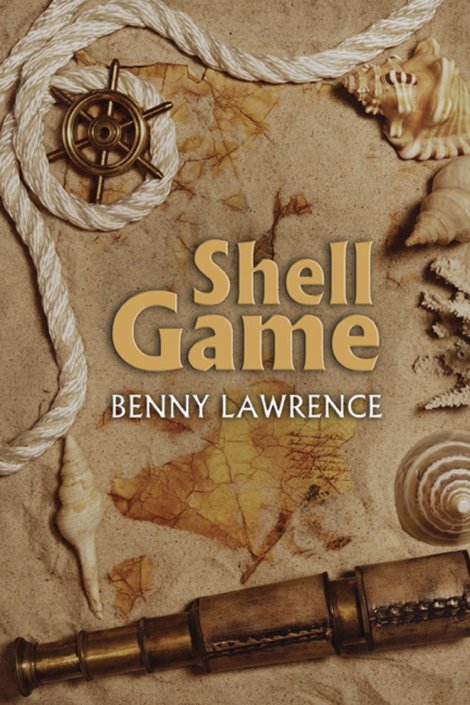 Shell Game by Benny Lawrence book cover
