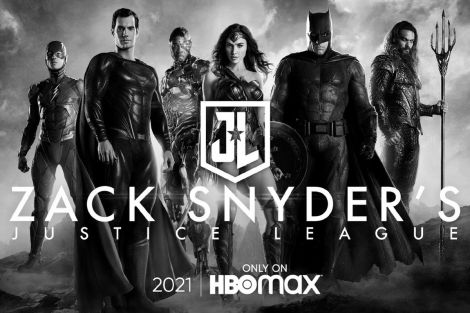 Justice League Snyder Cut logo