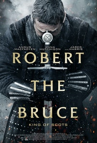 Robert the Bruce movie poster