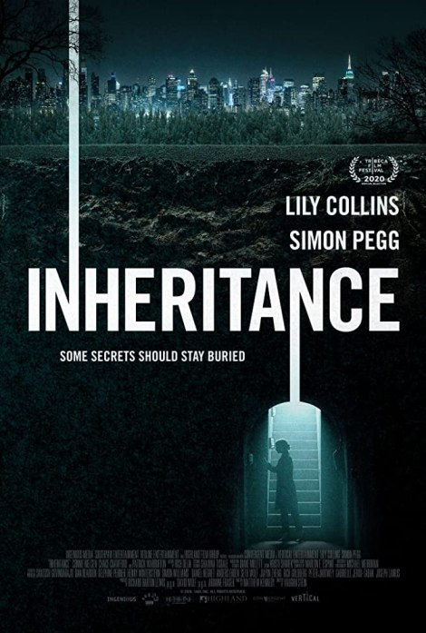 Inheritance movie poster