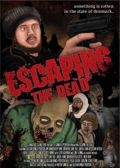 Escaping the Dead movie poster