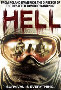 Hell movie poster