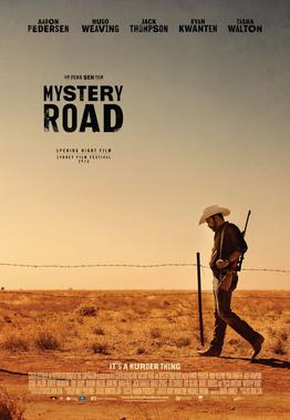 Mystery Road movie poster