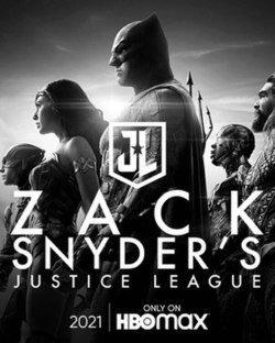 Zach Snyder's Justice League HBO promo