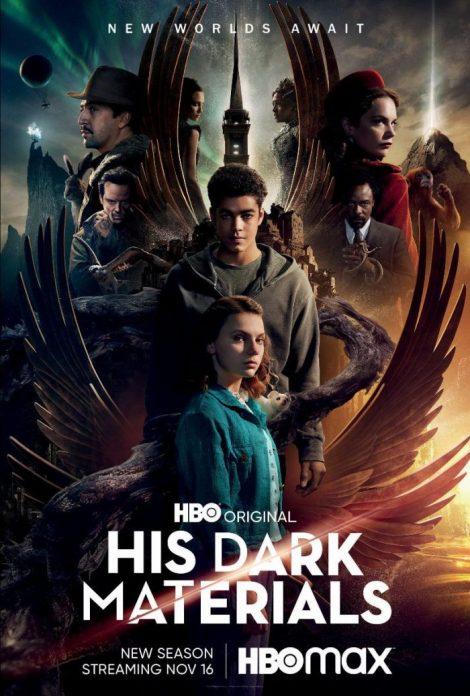His Dark Materials, Season 2 poster