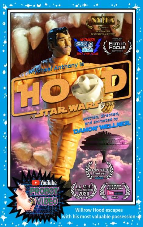 Hood: A Star Wars Story - Fan Made