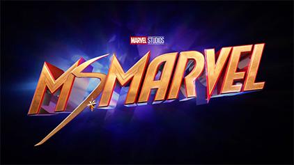 Ms. Marvel tv series logo
