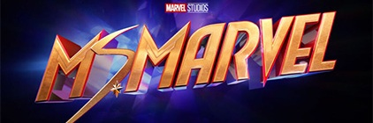 Ms. Marvel tv series logo