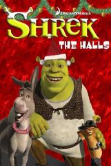 Shrek the Halls poster